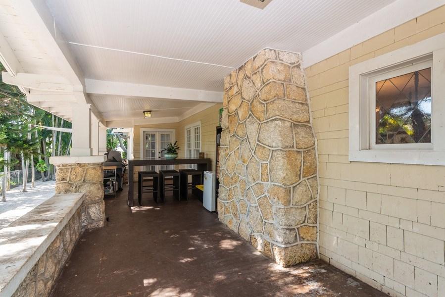 Real Estate Photography - 940 NE 83rd St, Miami, FL, 33138 - Terrace