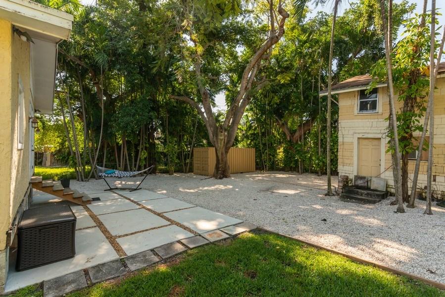 Real Estate Photography - 940 NE 83rd St, Miami, FL, 33138 - Back Yard
