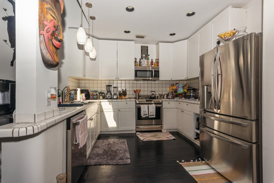 Real Estate Photography - 940 NE 83rd St, Miami, FL, 33138 - Kitchen