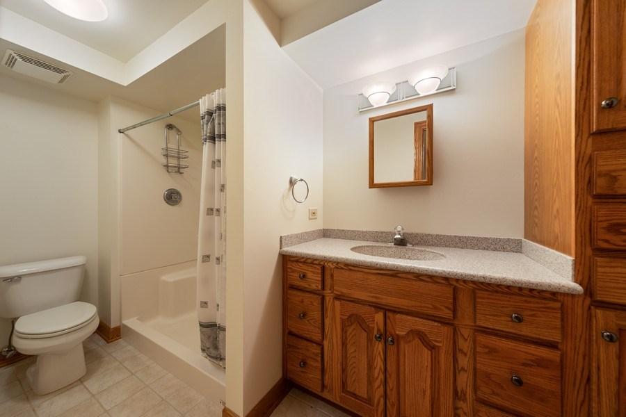 Real Estate Photography - 4 Ascot Lane, Barrington Hills, IL, 60010 - 3rd Bathroom