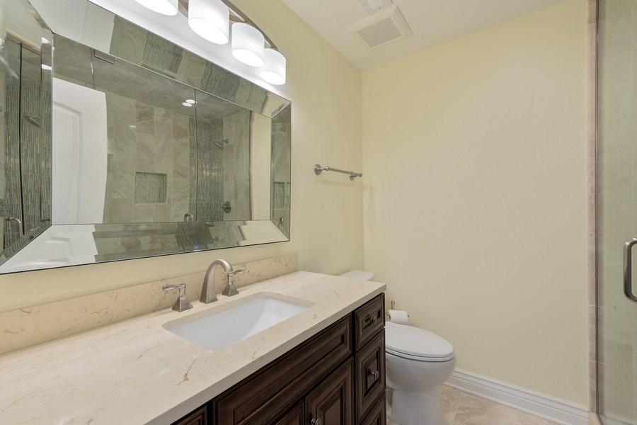 Real Estate Photography - 4 Ascot Lane, Barrington Hills, IL, 60010 - 4th Bathroom