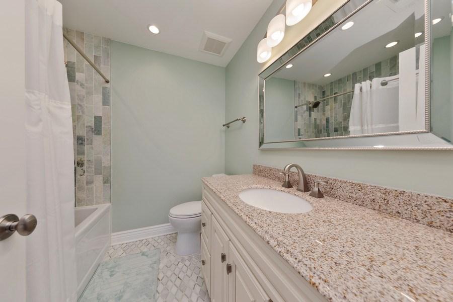 Real Estate Photography - 4 Ascot Lane, Barrington Hills, IL, 60010 - 5th Bathroom