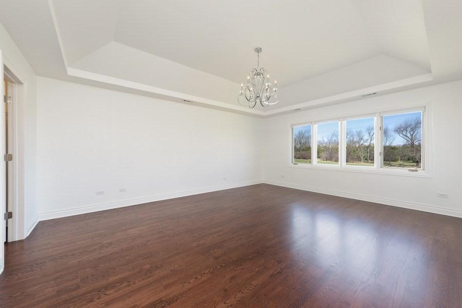 Real Estate Photography - 4 Ascot Lane, Barrington Hills, IL, 60010 - Master Bedroom