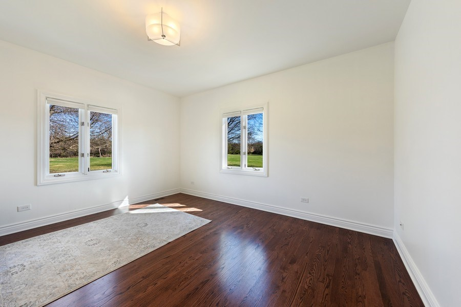 Real Estate Photography - 4 Ascot Lane, Barrington Hills, IL, 60010 - 2nd Bedroom