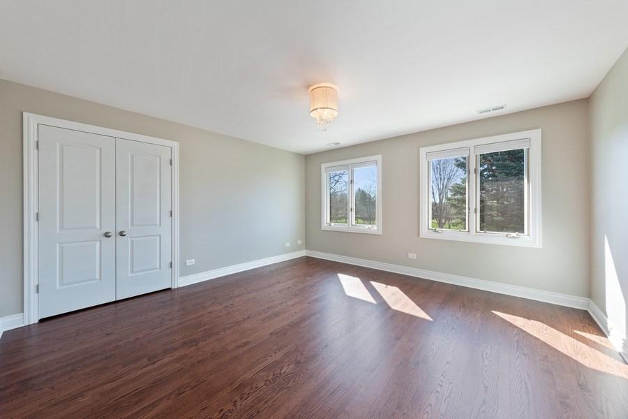 Real Estate Photography - 4 Ascot Lane, Barrington Hills, IL, 60010 - 3rd Bedroom