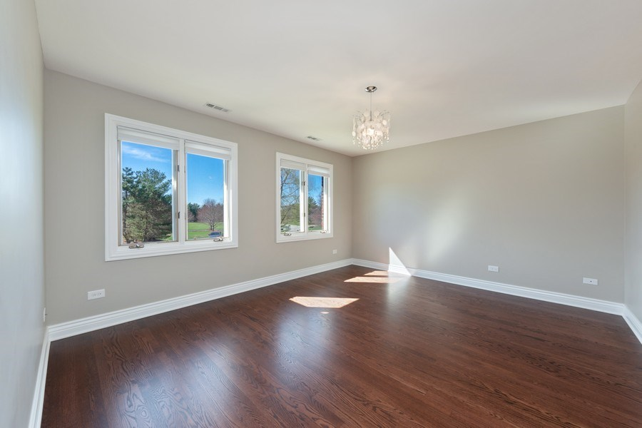 Real Estate Photography - 4 Ascot Lane, Barrington Hills, IL, 60010 - 4th Bedroom
