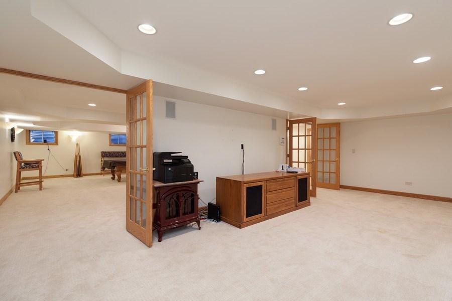 Real Estate Photography - 4 Ascot Lane, Barrington Hills, IL, 60010 - Lower Level