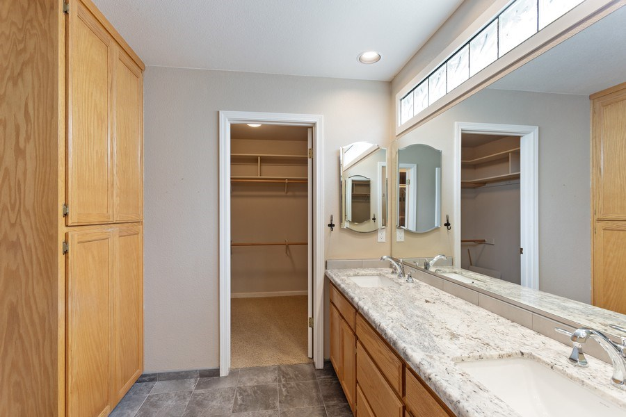 Real Estate Photography - 896 Ridgeview Dr, Woodland, CA, 95695 - Master Bathroom
