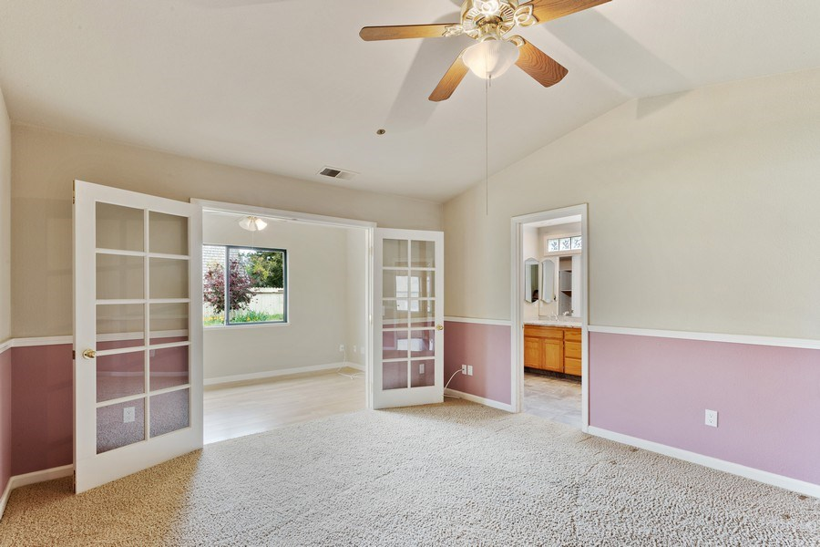 Real Estate Photography - 896 Ridgeview Dr, Woodland, CA, 95695 - Master Bedroom
