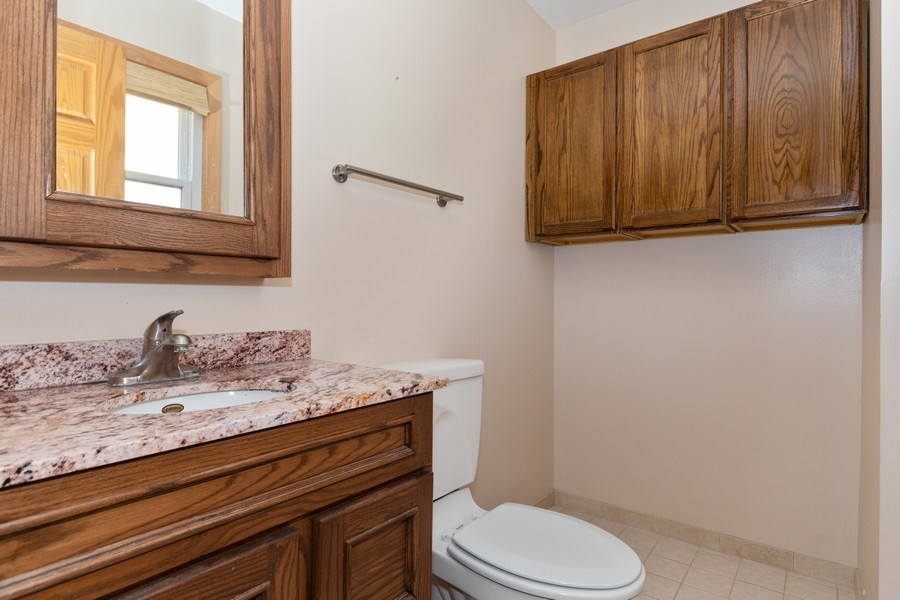 Real Estate Photography - 1410 S. Robert Drive, Mount Prospect, IL, 60056 - Master Bathroom