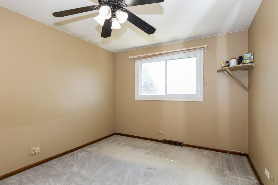 Real Estate Photography - 2123NorthHaig ct, palatine, IL, 60074 - 2nd Bedroom