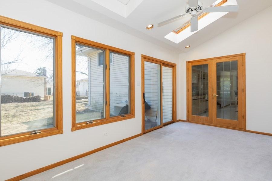 Real Estate Photography - 2123NorthHaig ct, palatine, IL, 60074 - Sunroom