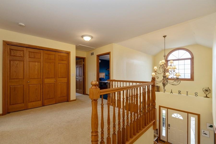Real Estate Photography - 24410 S. Pine Ridge Drive, Monee, IL, 60449 - Loft