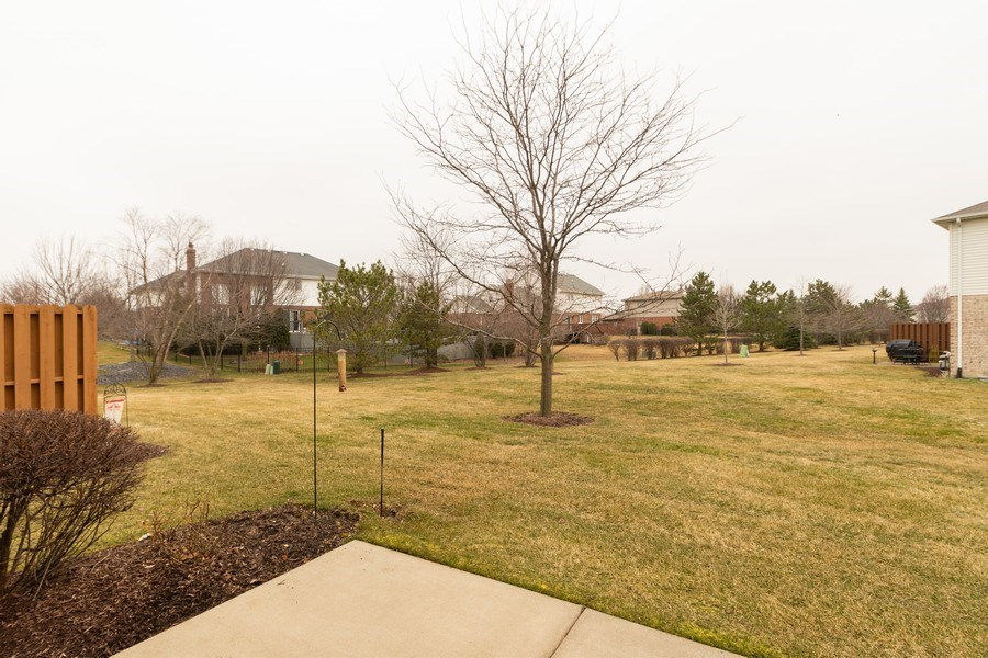 Real Estate Photography - 19444 Tramore Lane, Mokena, IL, 60448 - Back Yard