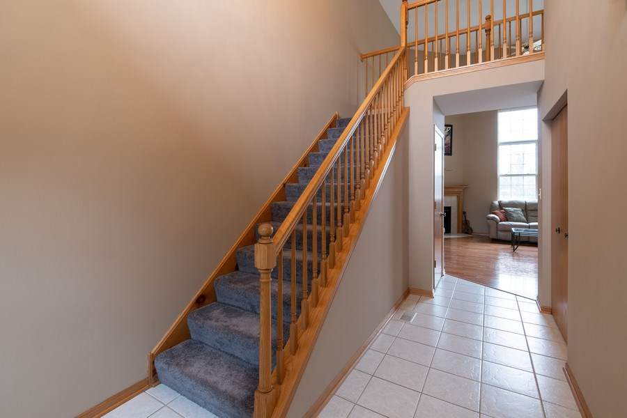 Real Estate Photography - 19444 Tramore Lane, Mokena, IL, 60448 - Foyer
