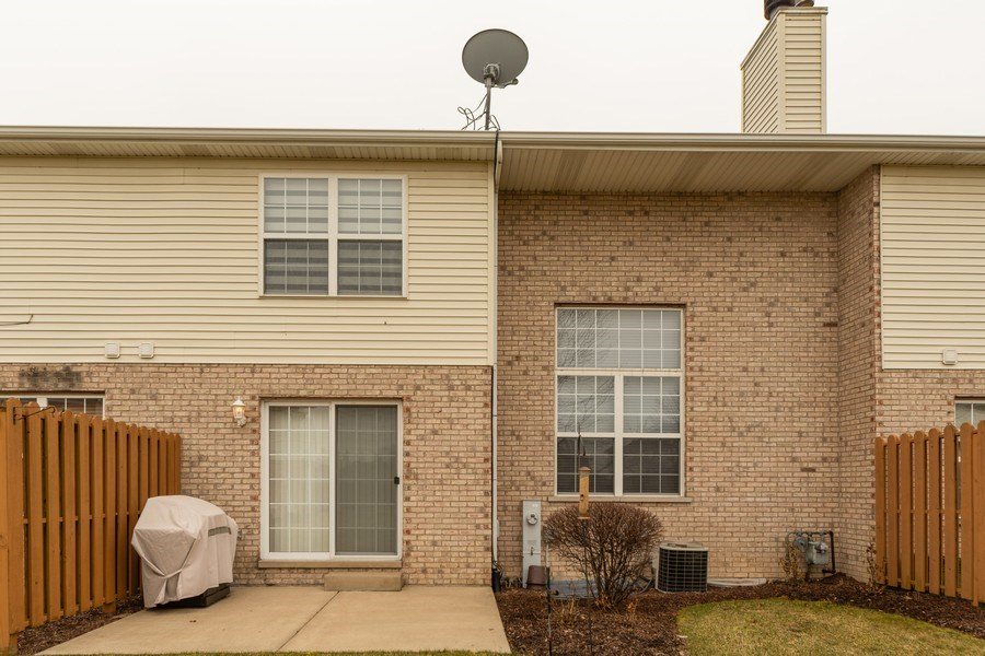 Real Estate Photography - 19444 Tramore Lane, Mokena, IL, 60448 - Rear View