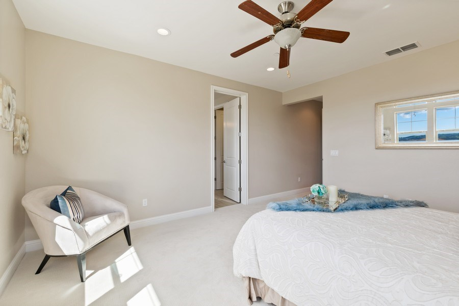 Real Estate Photography - 4367 Cherico Ln, Dublin, CA, 94568 - Master Bedroom