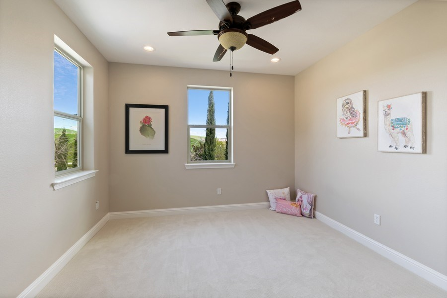Real Estate Photography - 4367 Cherico Ln, Dublin, CA, 94568 - Bedroom on 2nd Floor