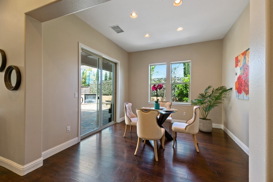 Real Estate Photography - 4367 Cherico Ln, Dublin, CA, 94568 - Dining Room