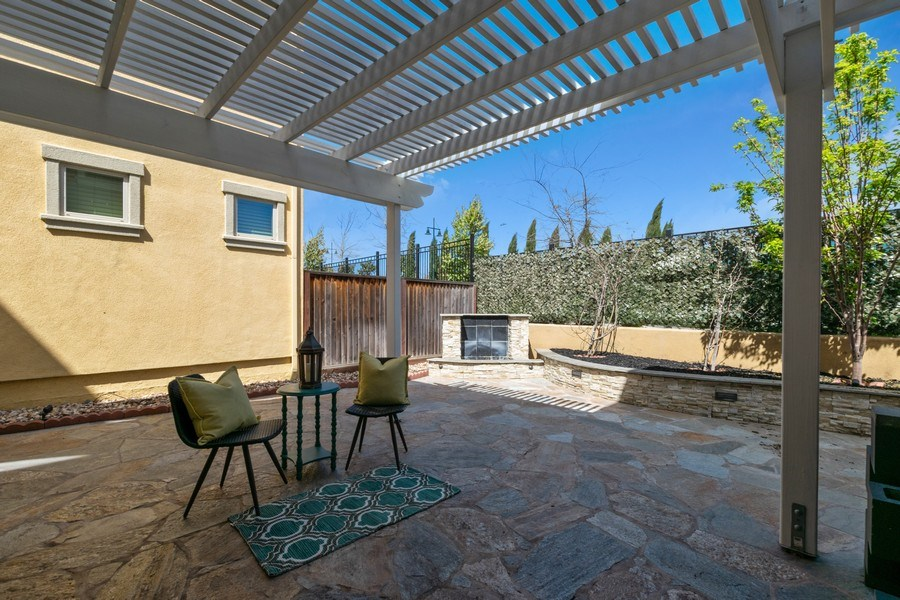 Real Estate Photography - 4367 Cherico Ln, Dublin, CA, 94568 - Back Yard