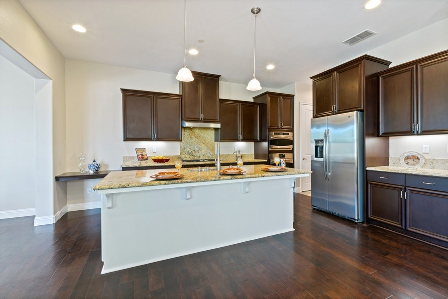 Real Estate Photography - 4367 Cherico Ln, Dublin, CA, 94568 - Kitchen