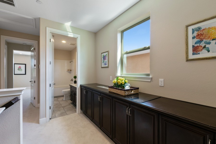 Real Estate Photography - 4367 Cherico Ln, Dublin, CA, 94568 - Hallway