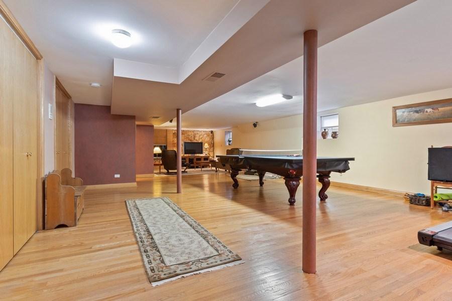 Real Estate Photography - 1510 Laverne Avenue, Park Ridge, IL, 60068 - Lower Level
