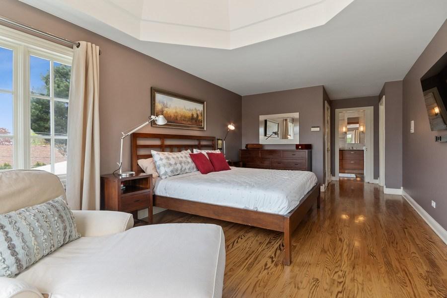 Real Estate Photography - 1510 Laverne Avenue, Park Ridge, IL, 60068 - Master Bedroom