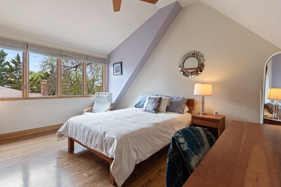 Real Estate Photography - 1510 Laverne Avenue, Park Ridge, IL, 60068 - Bedroom 1