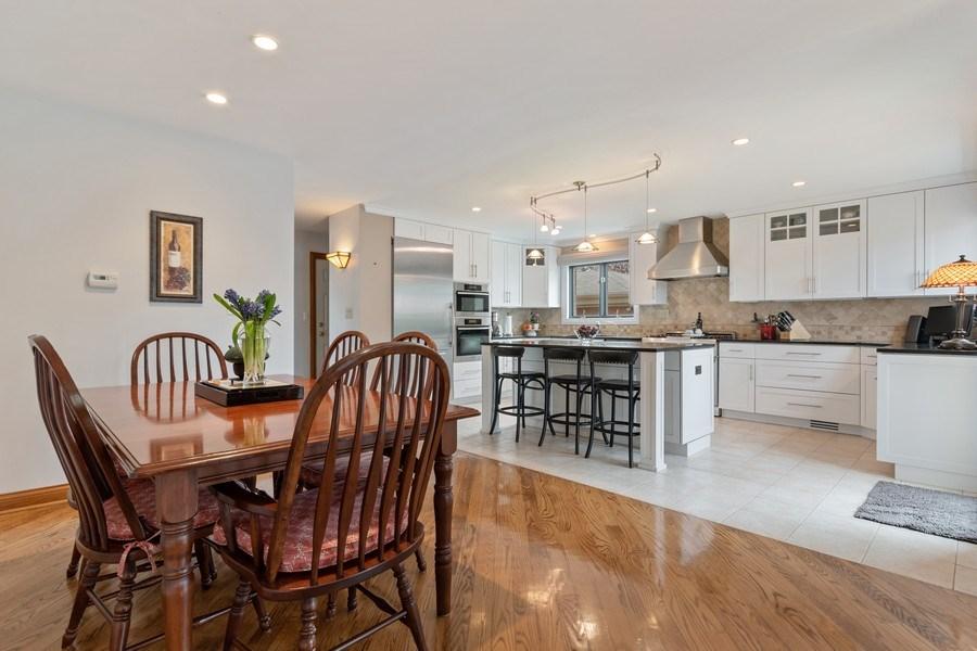 Real Estate Photography - 1510 Laverne Avenue, Park Ridge, IL, 60068 - Kitchen / Breakfast Room