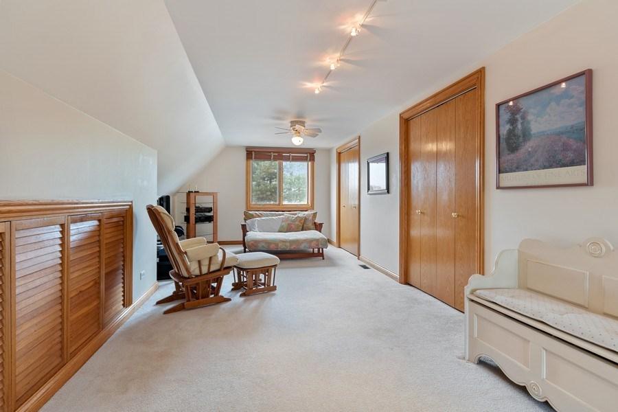 Real Estate Photography - 1510 Laverne Avenue, Park Ridge, IL, 60068 - 5th Bedroom/Rec Room