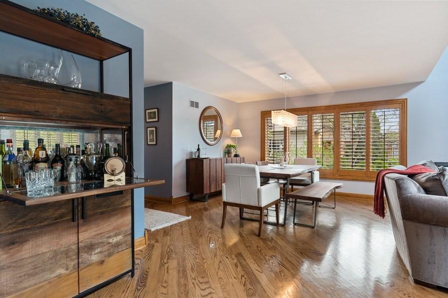 Real Estate Photography - 1510 Laverne Avenue, Park Ridge, IL, 60068 - Dining Room