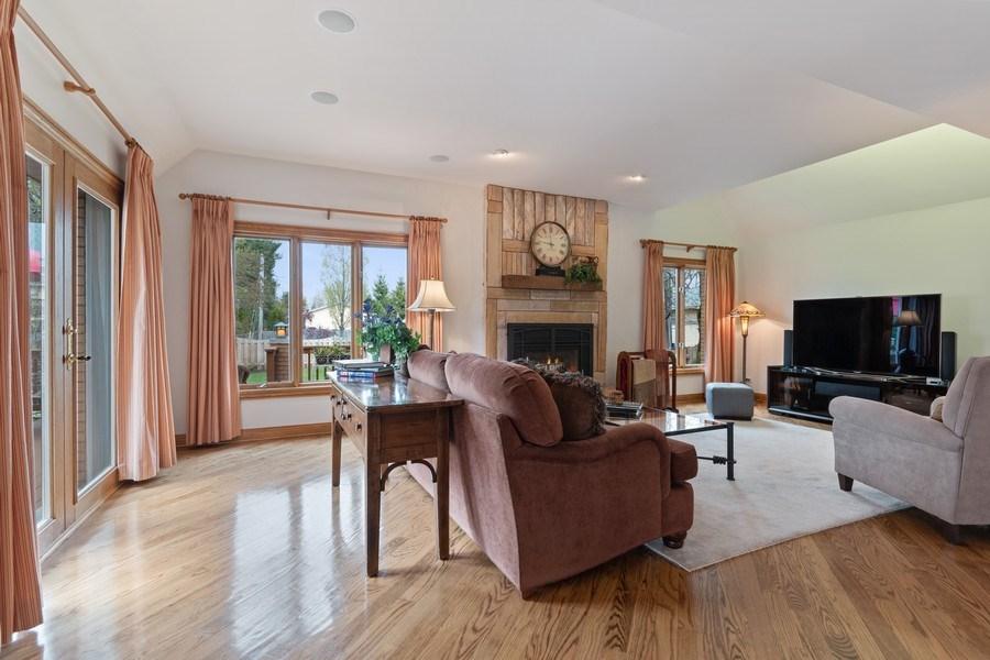 Real Estate Photography - 1510 Laverne Avenue, Park Ridge, IL, 60068 - Family Room