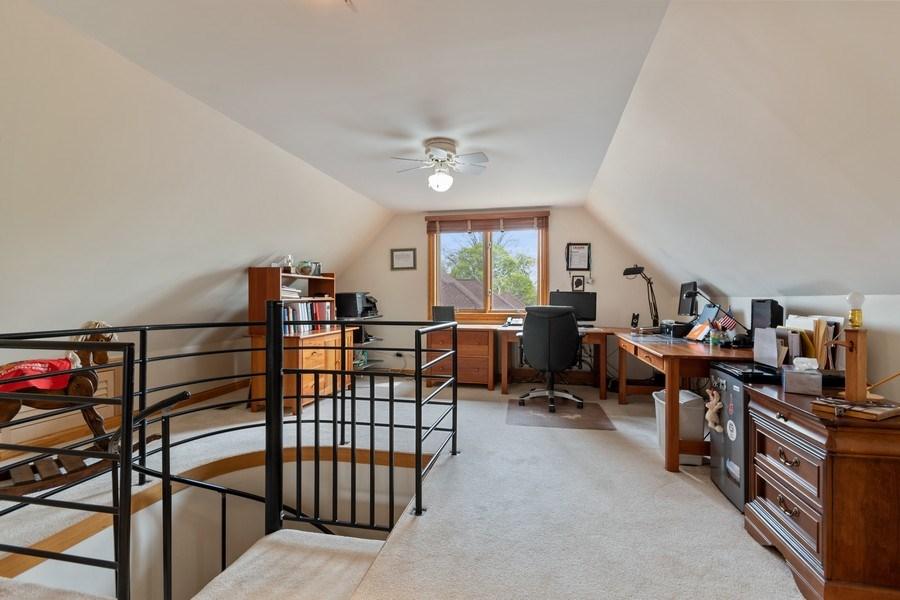 Real Estate Photography - 1510 Laverne Avenue, Park Ridge, IL, 60068 - Office