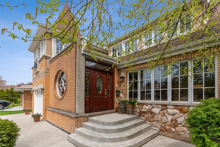 Real Estate Photography - 1510 Laverne Avenue, Park Ridge, IL, 60068 - Front View