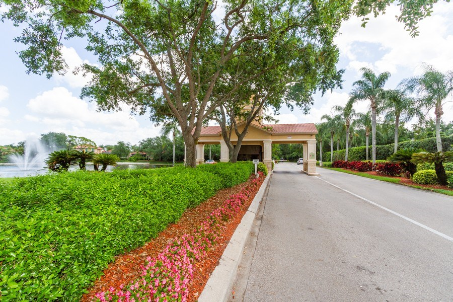 "Real Estate Photography - 806 Regency Reserve Circle #902, Naples, FL, 34119 - ""Northgate""  24 Hour Guard Security"