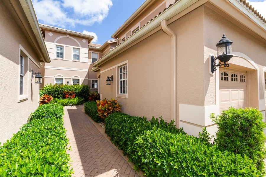 Real Estate Photography - 806 Regency Reserve Circle #902, Naples, FL, 34119 - Front View