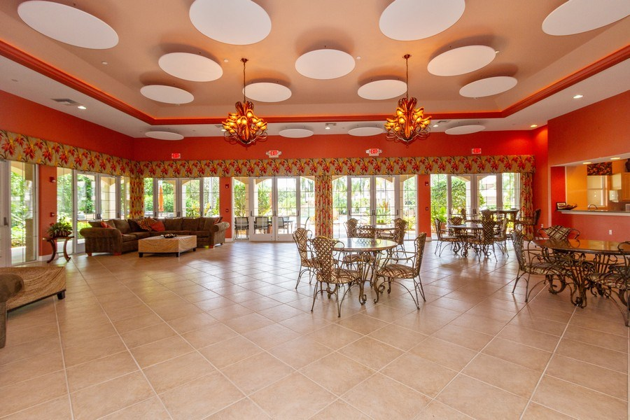 Real Estate Photography - 806 Regency Reserve Circle #902, Naples, FL, 34119 - Regency Reserve Social Clubhouse