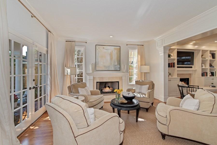 Real Estate Photography - 1590 Woodland Ave, Winter Park, FL, 32789 - Living Room