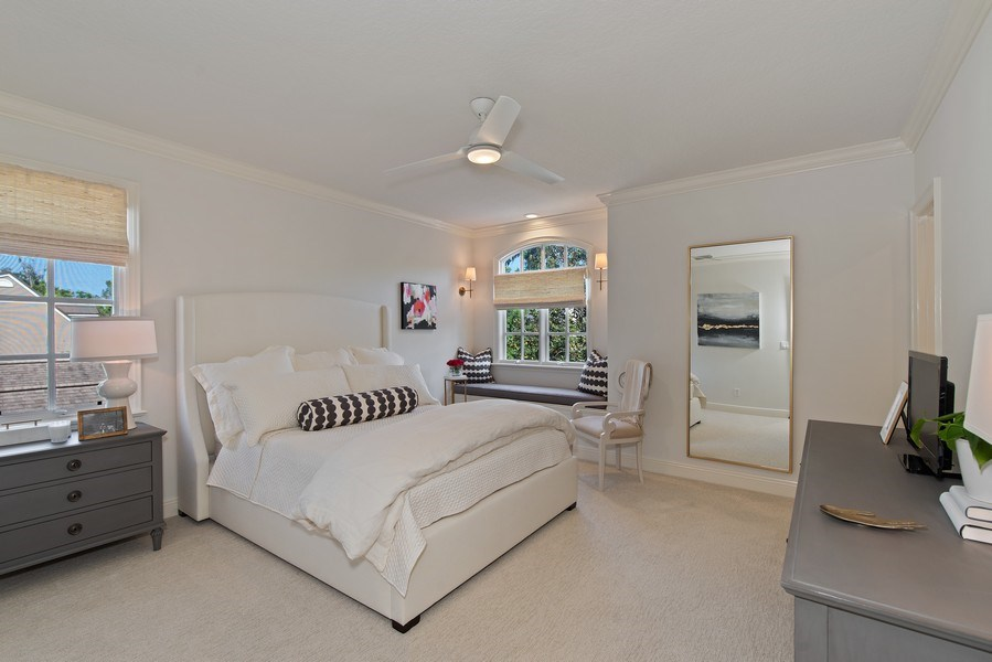 Real Estate Photography - 1590 Woodland Ave, Winter Park, FL, 32789 - Bedroom 3