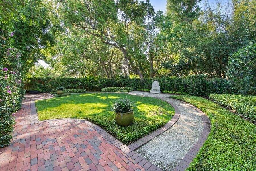 Real Estate Photography - 1590 Woodland Ave, Winter Park, FL, 32789 - Back Yard