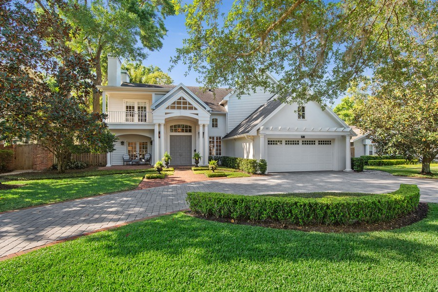 Real Estate Photography - 1590 Woodland Ave, Winter Park, FL, 32789 - Front View