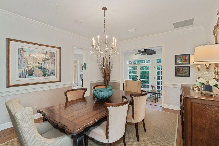 Real Estate Photography - 1590 Woodland Ave, Winter Park, FL, 32789 - Dining Room