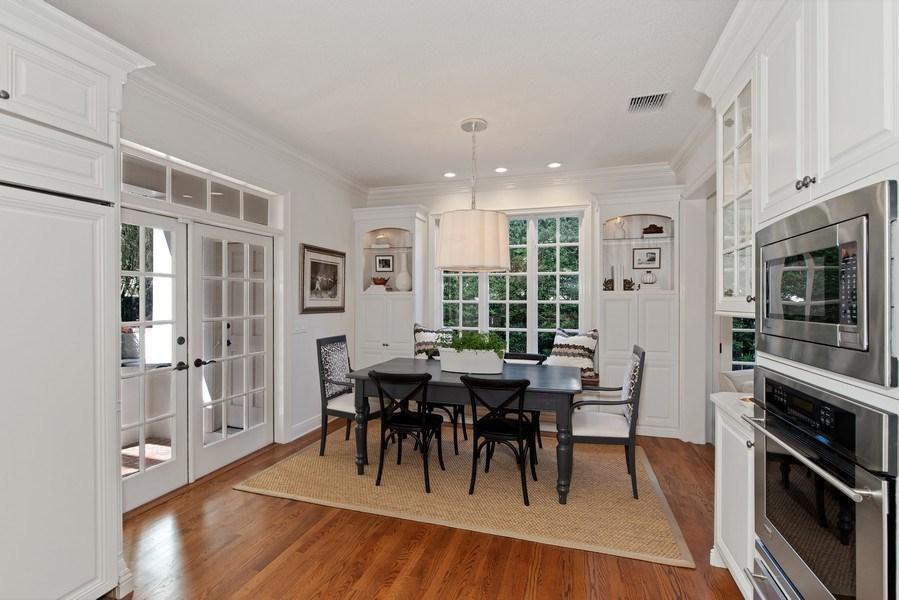 Real Estate Photography - 1590 Woodland Ave, Winter Park, FL, 32789 - Breakfast Nook