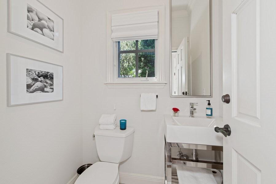 Real Estate Photography - 1590 Woodland Ave, Winter Park, FL, 32789 - Patio Bath