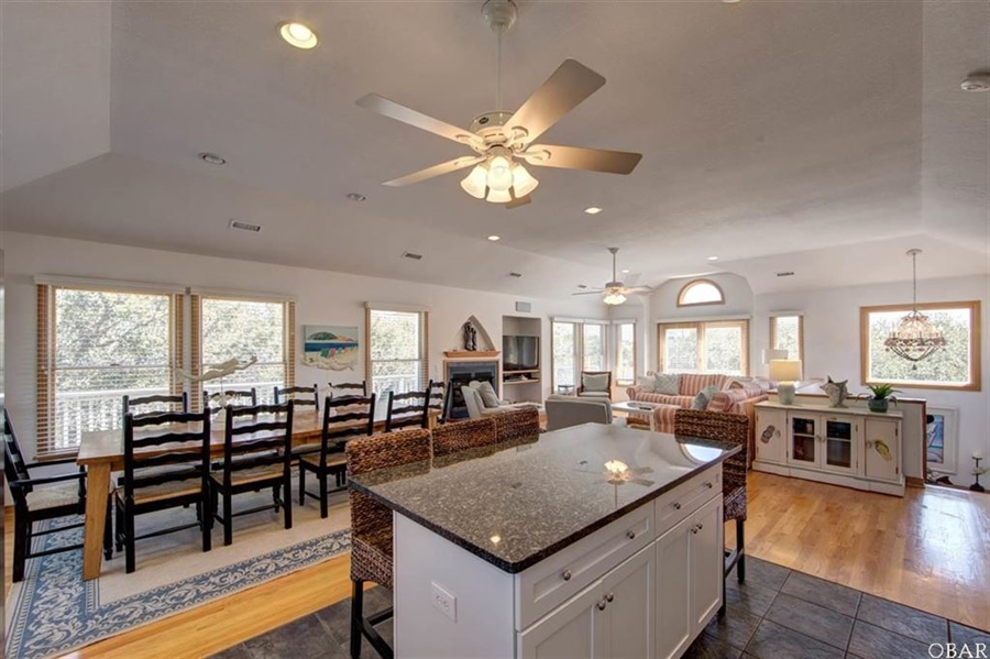 Real Estate Photography - 14 3rd Ave, Lot 17, Southern Shores, NC, 27949 - Location 8