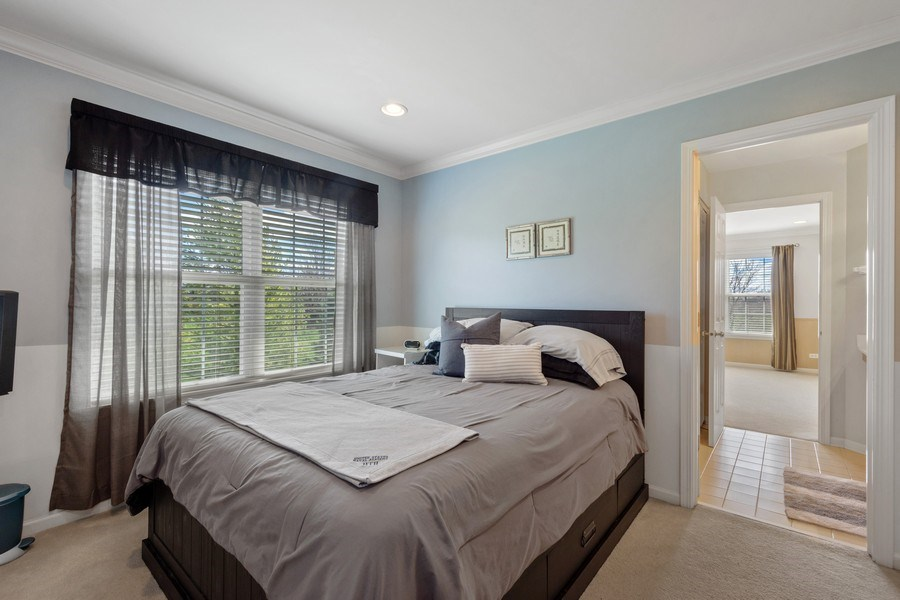 Real Estate Photography - 28308 W Savannah Trl, Lake Barrington, IL, 60010 - 4th Bedroom