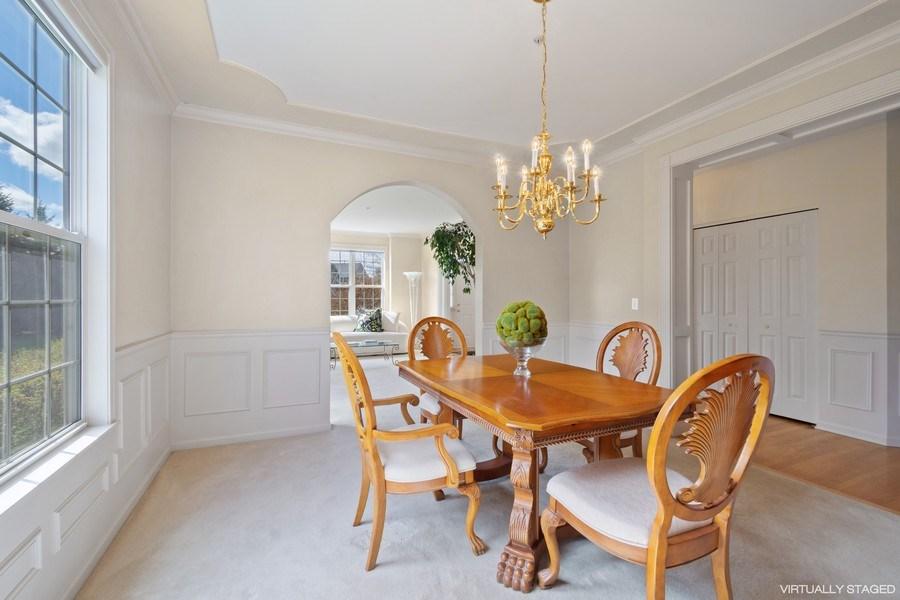 Real Estate Photography - 28308 W Savannah Trl, Lake Barrington, IL, 60010 - Dining Room