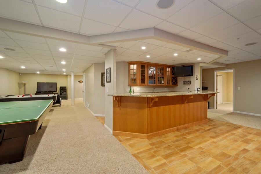 Real Estate Photography - 28308 W Savannah Trl, Lake Barrington, IL, 60010 - Basement
