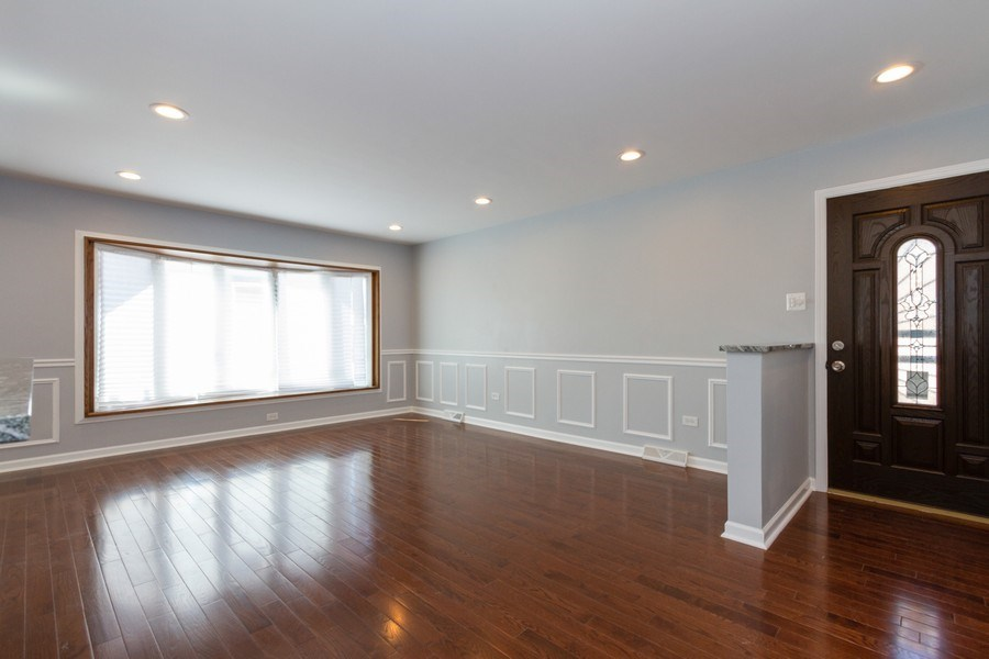 Real Estate Photography - 1038 W 109th St, Chicago, IL, 60643 - Living Room